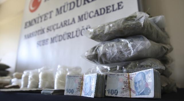 İstanbul ve Kırklareli'nde uyuşturucu operasyonu: 15 tutuklama
