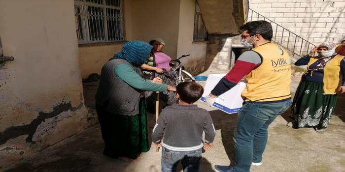 İyilik Derneği Ramazan'ın Bereketini Dünyaya Yayıyor