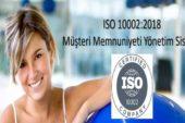 ATSO ISO 10002 Müşteri Memnuniyet Yönetim Sistemi Belgesi Aldı