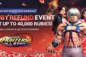 The King Of Fighters Allstar, güncellemesinde muhteşem avantajlar