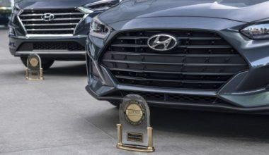 J.D. Power'dan Hyundai Tucson ve Veloster'a Kalite Ödülü