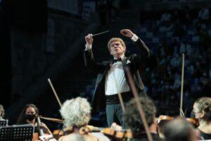Cemal Reşit Rey Senfoni Orkestrası Müzikseverleri İspanya'ya Müzikal Yolculuğa Çıkardı!