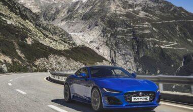 Jaguar'ın Süper Spor Otomobili Jaguar F-TYPE Yenilendi