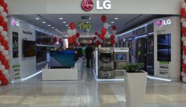 LG Brand Shop Bursa'da Açıldı
