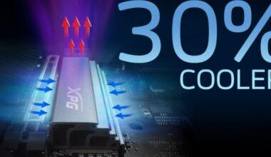 XPG PCIe Gen4 Ailesine GAMMIX S70 M.2 SSD Modelini Ekledi