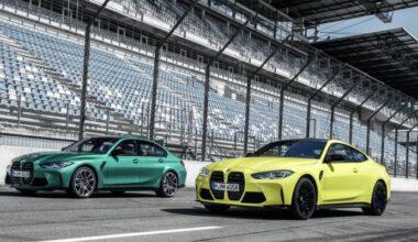 Yeni BMW M3 Sedan ve Yeni BMW M4 Coupé Performans Tutkusu ve Baştan Çıkarıcı Tasarımlarıyla Yenilendi