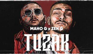 Maho G'den geri adım atmayan, sözünü sakınmayan yeni bir şarkı, heyecan verici bir iş birliği: Tuzak ft. Zen-G.