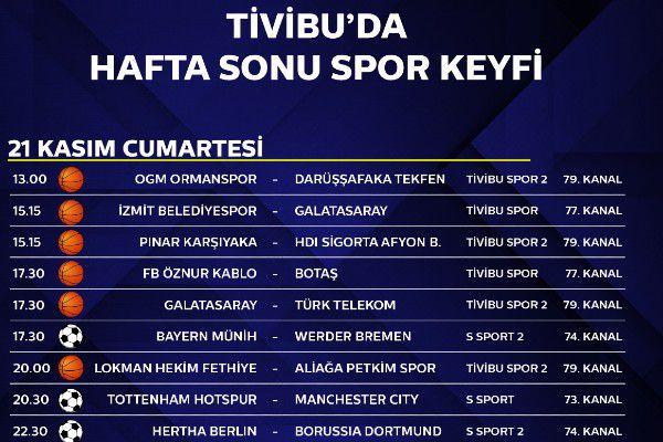 Mourinho-Guardiola rekabeti Tivibu'da
