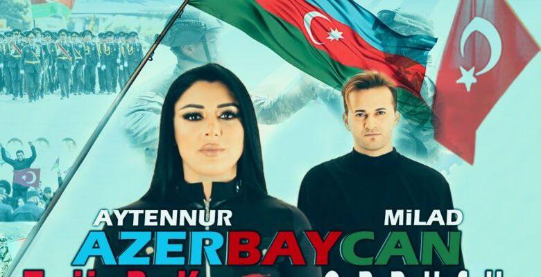 Azerbaycan Türk Ordusu büyük beğeni topladı