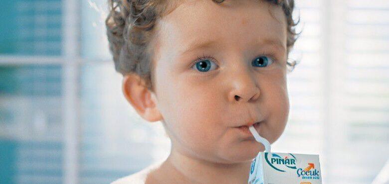 Devam sütü, çocukların beslenmesinde büyük önem taşıyor