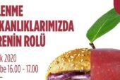 """İstinye Üniversitesi BB: İSÜ'den, """"Online beslenme eğitimleri"""""""