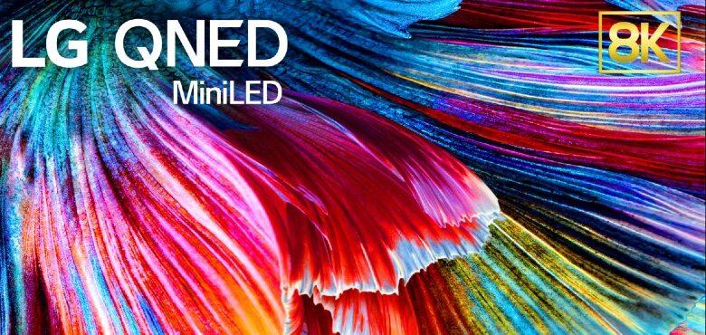 LG, QNED Mini Led TV'yi CES'te tanıtacak