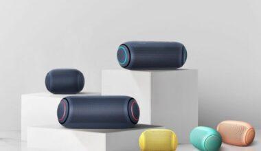 LG, XBOOM Go ile Yeni Yılı Renklendiriyor