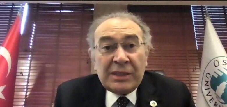 """Prof. Dr. Nevzat Tarhan: """"En büyük düşmanımız umursamazlık"""""""