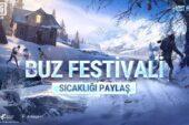 """PUBG Mobile """"Kış Festivali"""" yılbaşı heyecanını Erangel'e getiriyor"""