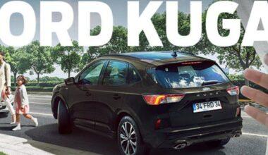 Yeni Ford Kuga Kampanyası 3.5 Kat Daha Fazla İlgi Gördü